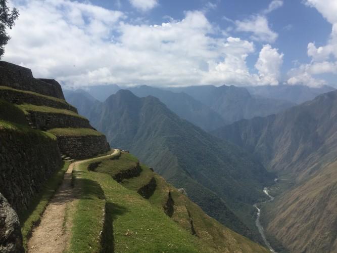 Inca City Ruins