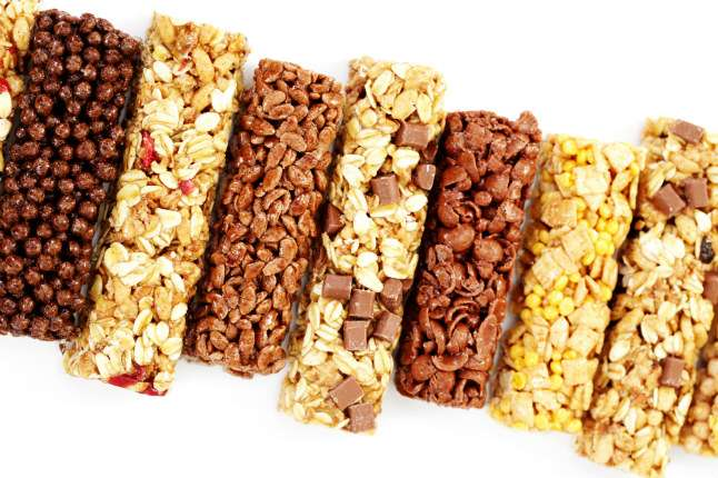 Genial The 16 Best Energy Bars That Are Actually Good For You