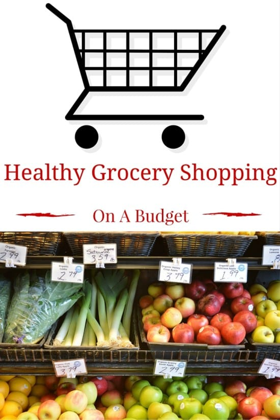 Healthy online shopping