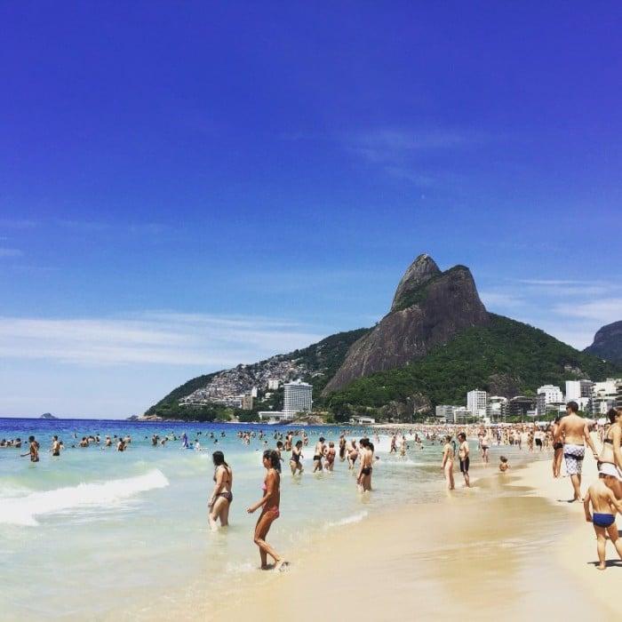 Ipanema Beach Rio