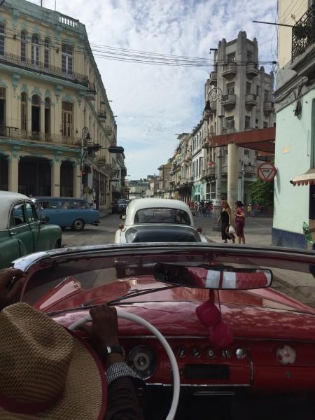 Cruising in Havana