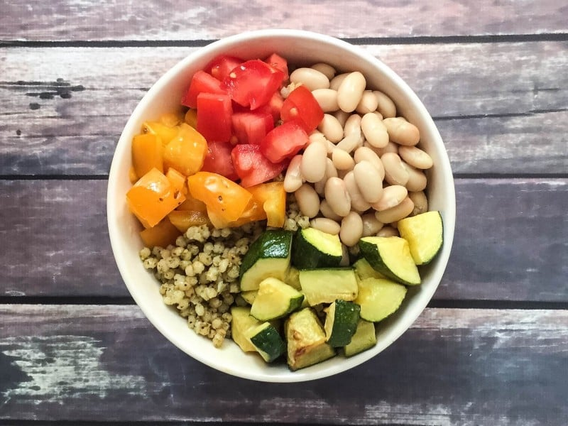 sorghum-pesto-bowl-with-heirloom-tomatoes-7