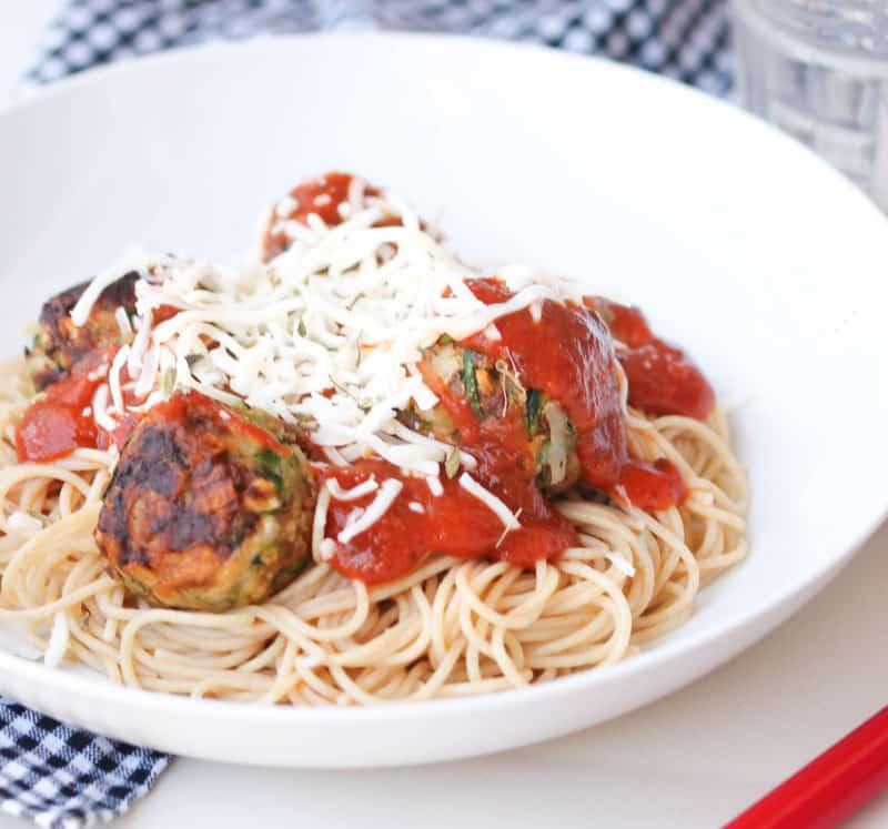 zucchini-meatballs-vegetarian