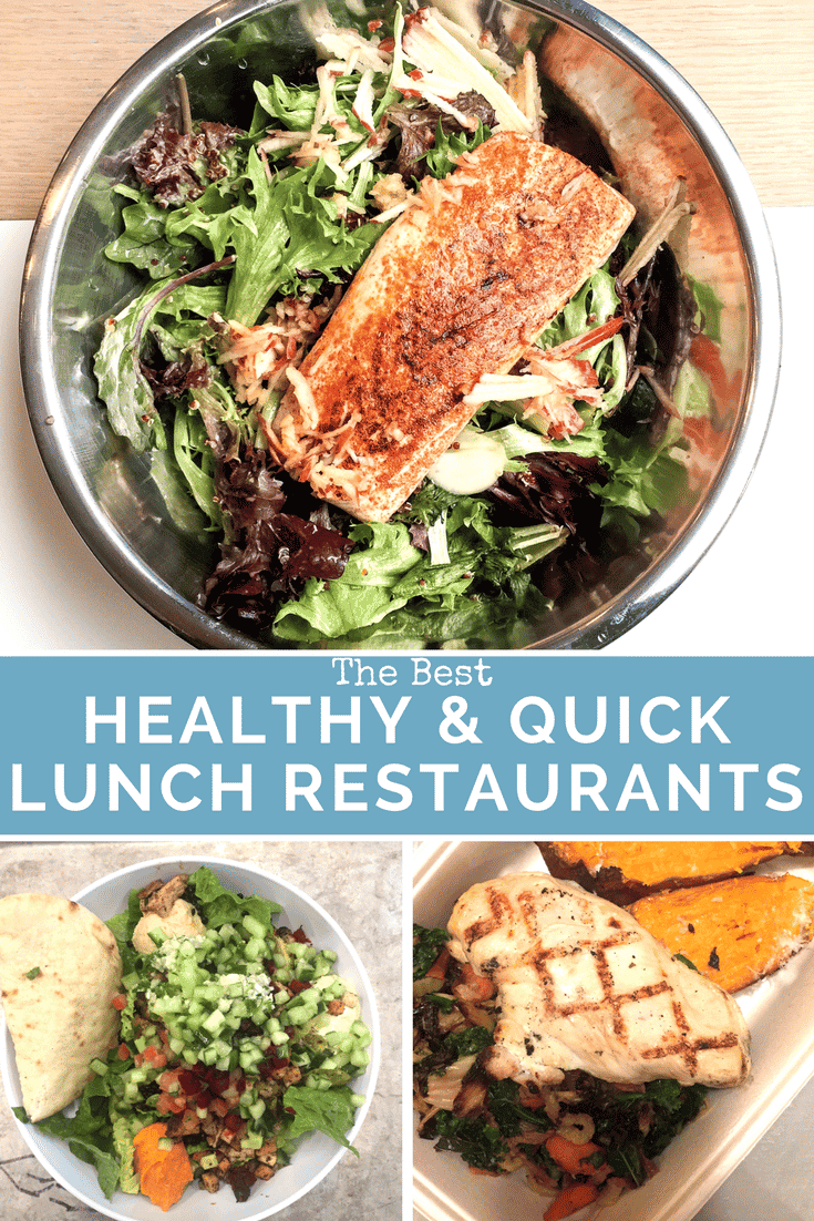 Healthy Lunch Restaurants