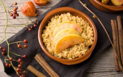 Health Benefits of Quinoa: Infographic
