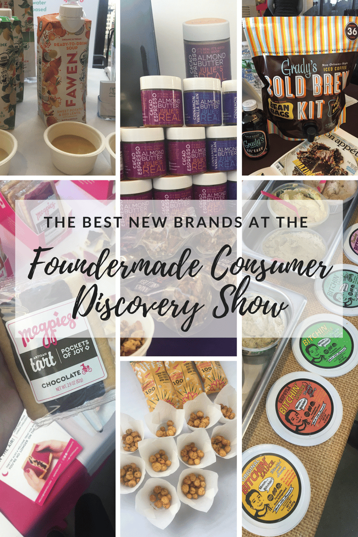 healthy food brands foundermade consumer discovery show