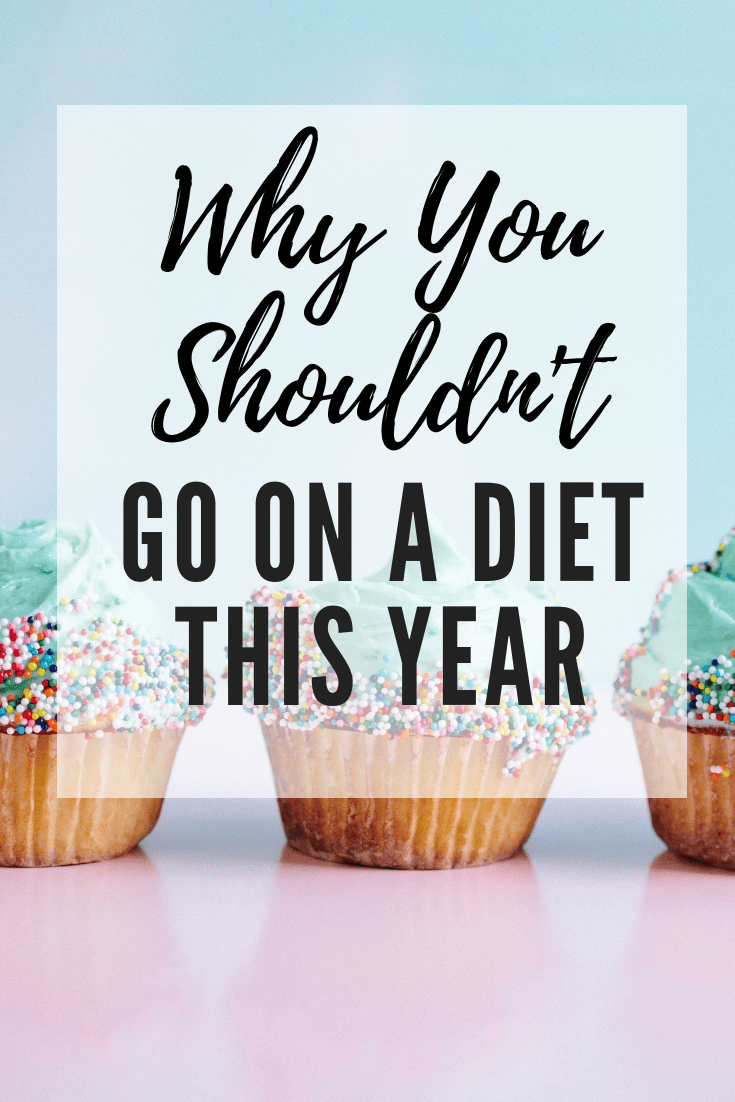 Why not to go on a diet