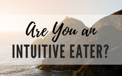 What Kind of Eater Are You?
