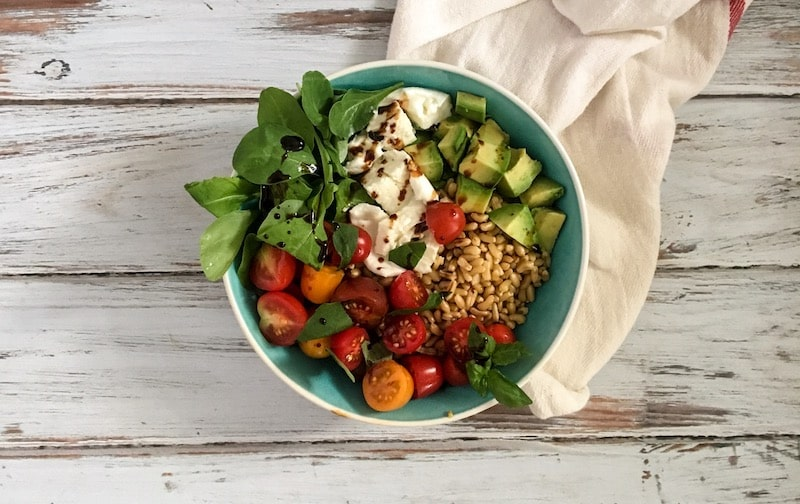 whole grain bowl recipe