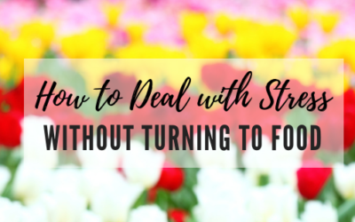 How to Deal with Stress Without Turning to Food