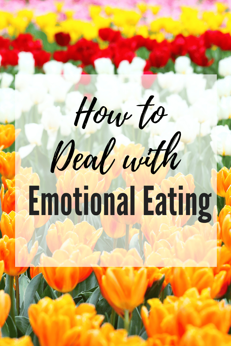 how to deal with emotional eating
