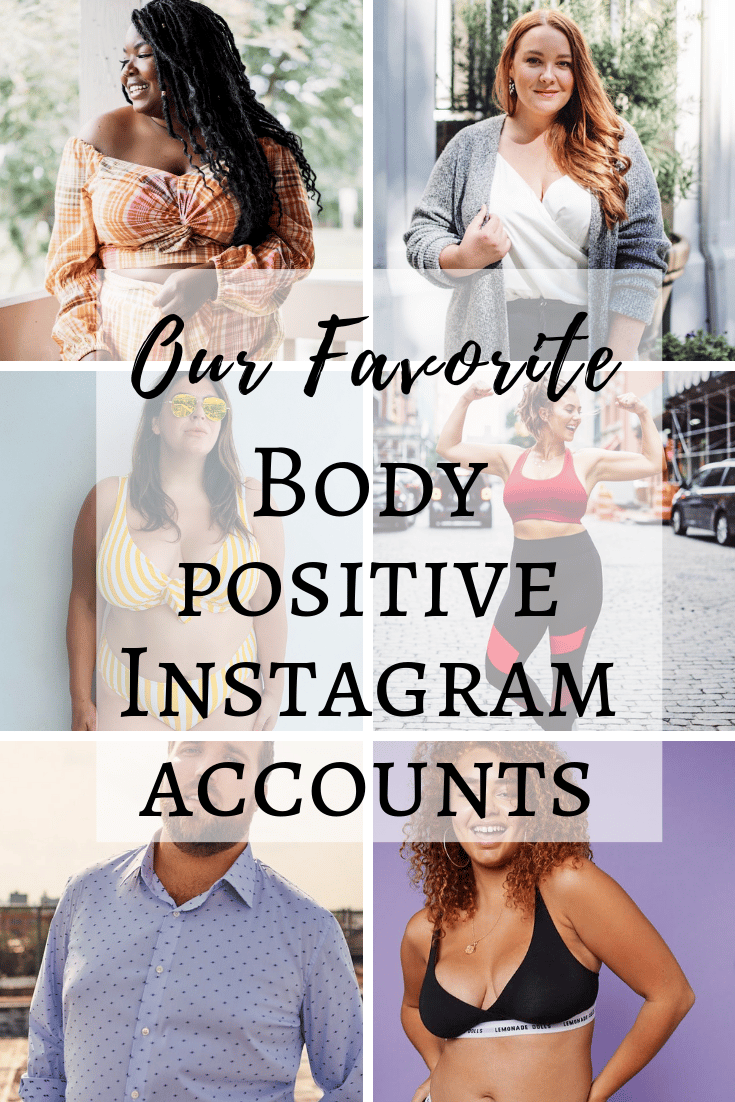 Body Positive Instagram Accounts