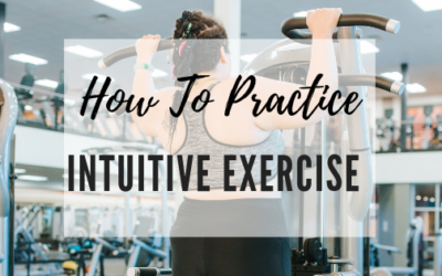 How to Practice Intuitive Movement