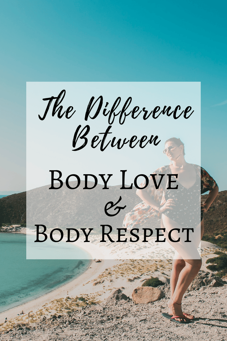 Body Love vs Body Respect