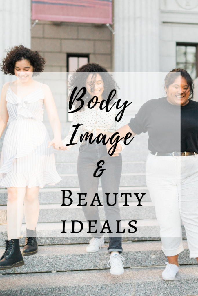 body image and beauty ideals