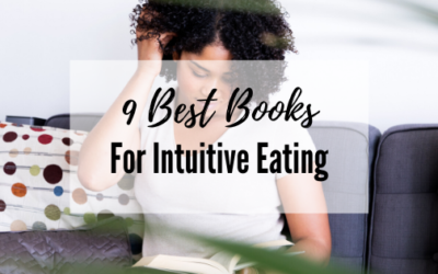 9 Books for Improving Your Relationship With Food