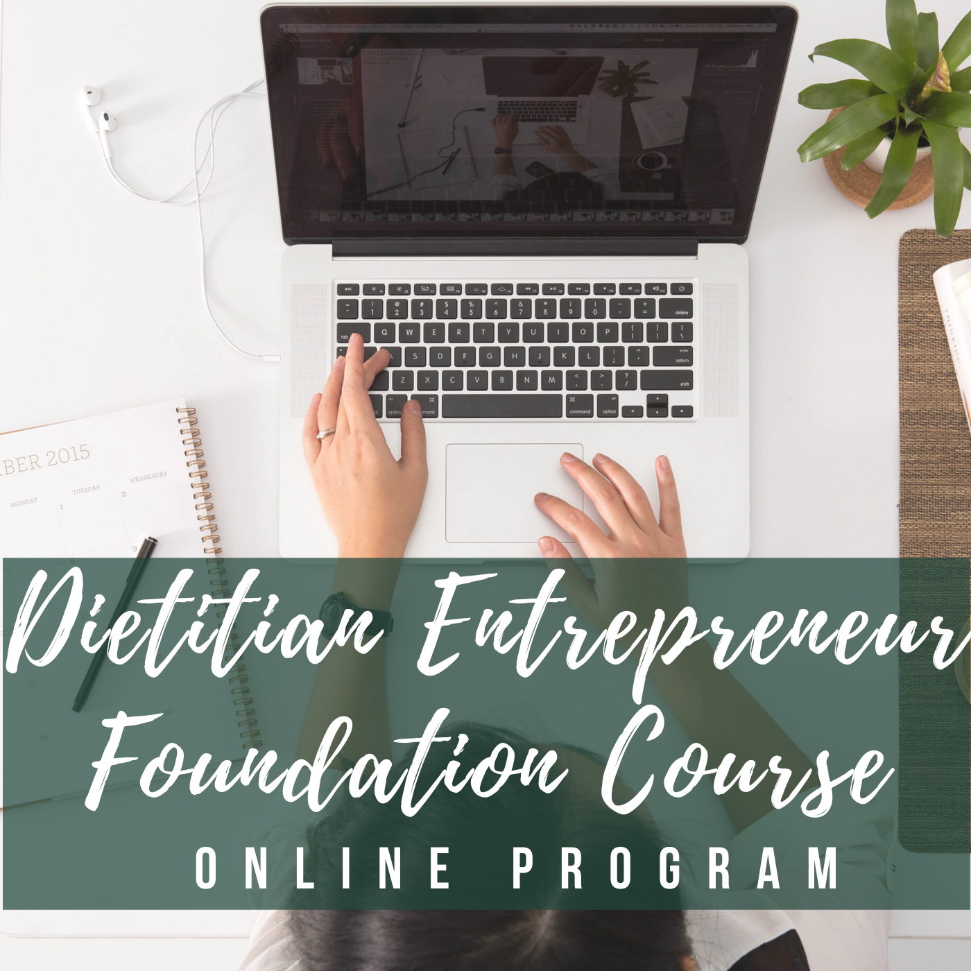 Dietitian entrepreneur training course