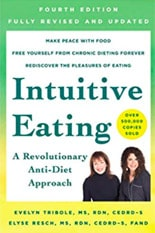 Intuitive eating book 4th edition