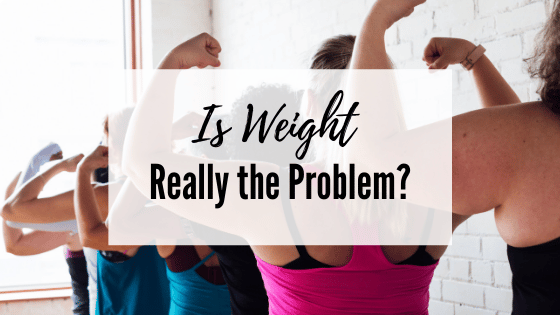 Is Weight Really the Problem?