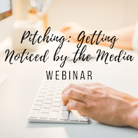 Pitch perfect - media coverage webinar for dietitian entrepreneurs
