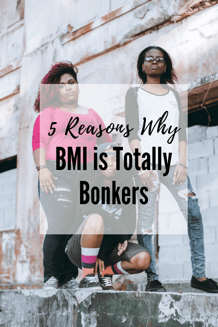 The problem with the BMI